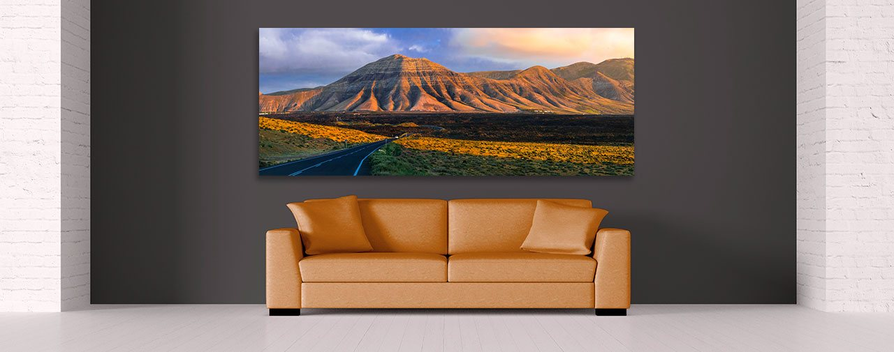 Panoramic Prints in Custom Sizes Delivered to Your Door Ready to Hang