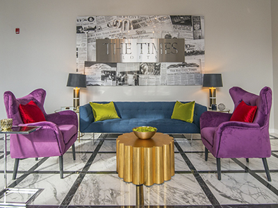 Art for Hotel Lobby